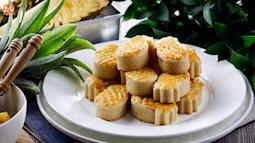 Công thức làm bánh dứa đơn giản, đảm bảo thành công tại nhà