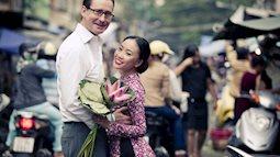 Bí quyết 'cưa đổ' chồng Tây của ca sĩ Đoan Trang