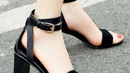 Tips chọn giày cho nàng chân ngắn