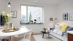 Bí quyết chọn nội thất cho căn hộ chung cư chật hẹp