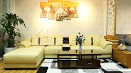"""Mách bạn cách chọn bộ sofa """"siêu chuẩn"""" cho từng loại phòng khách"""