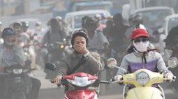 Hà Nội liên tục bị báo động về tình trạng ô nhiễm môi trường, phòng thân bằng những cách sau