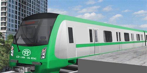 Bao giờ tàu cao tốc Cát Linh – Hà Đông sẽ chở khách chuyến đầu tiên?