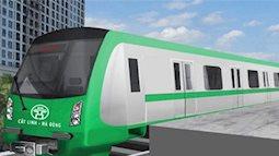 Cuối tháng 4, tàu cao tốc Cát Linh – Hà Đông sẽ chở khách chuyến đầu tiên
