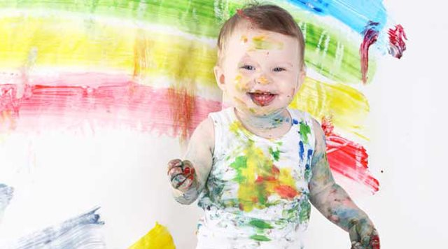 Trẻ càng học vẽ sớm càng thông minh