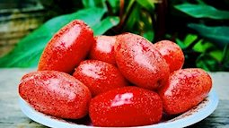 Tẩy giun sán an toàn cho trẻ bằng loại quả đang vào mùa chín mọng này