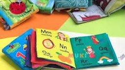 5 loại đồ chơi vừa giúp trẻ vận động lại kích thích trí thông minh