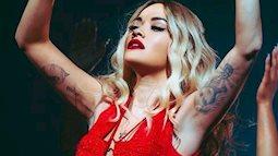 Siêu sao Rita Ora tỏa sáng với trang phục của nhà thiết kế Công Trí