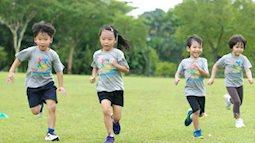 6 hoạt động tại nhà giúp con phát triển kỹ năng vận động thô