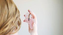 Mẹo giúp bạngiữ hương nước hoalâu cả ngày