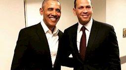 Cựu tổng thống Obama viết thư tay mừng ca sĩ Jennifer Lopez đính hôn lần 4