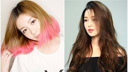 Bí quyết chăm sóc tóc nhuộm bóng đẹp, giữ màu bền lâu
