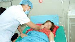 Đi rút chỉ vết thương, nữ bệnh nhân suýt chết vì ngộ độc thuốc tê