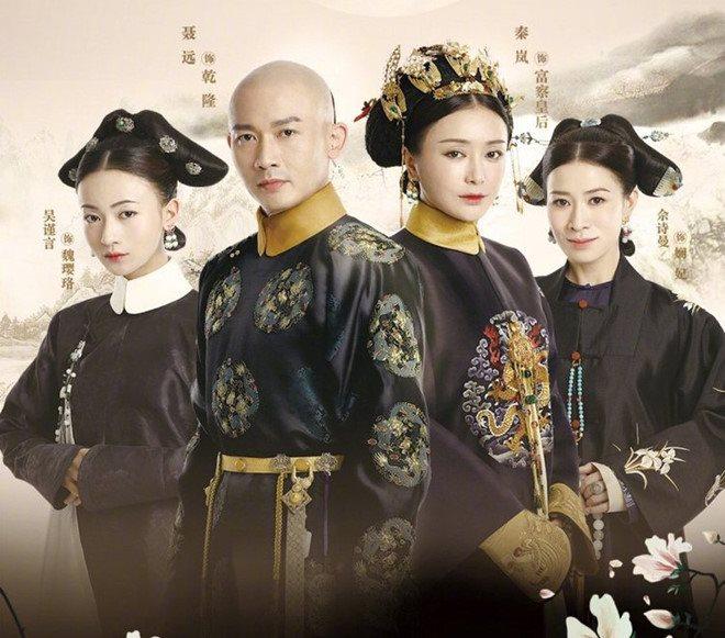 Sửng sốt khi phim cổ trang bị cấm cửa ở Trung Quốc