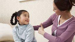 3 phương pháp dạy con không cần la mắng