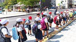 Vì sao trẻ em Nhật Bản khỏe mạnh nhất thế giới?