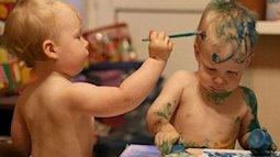 Cách đối phó hiệu quả với trẻ quá hiếu động