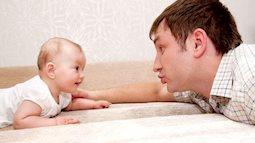 Phương pháp dạy con tập nói sớm hiệu quả