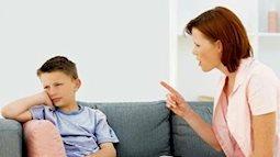 10 dấu hiệu cho thấy bố mẹ đang dạy con sai cách