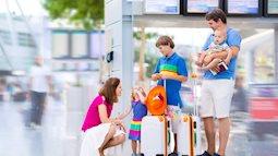 5 lợi ích khi cho trẻ đi du lịch thường xuyên