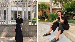 Áp dụng 4 tips mix đồ của sao Việt dù da ngăm đến đâu cũng thành fashionista