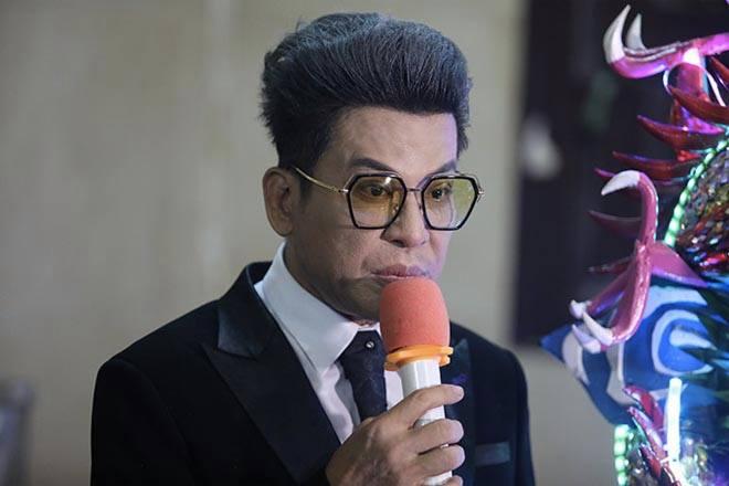 Sao Việt khóc nghẹn khi Thanh Bạch đọc điếu văn ở lễ động quan cố NS Anh Vũ - Ảnh 4