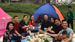 4 địa điểm cắm trại tuyệt đẹp gần Hà Nội trong dịp nghỉ lễ