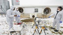 Phát triển thành công công nghệ diệt khuẩn tiêu diệt tới 99,9 % vi khuẩn