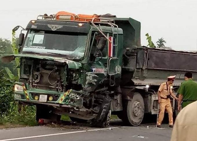 Một vụ tai nạn xảy ra vào ngày 13/4 tức 9/3âm lịch tại Hà Nam làm 1 người tử vong.