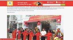 Công ty CP SX&TM An Việt: Khai trương hàng thực phẩm an toàn, liệu có đảm bảo?