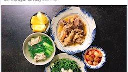 Khoe mâm cơm dễ nấu dễ ăn ngày nắng nóng, ai ngờ vợ trẻ lại bị chị em 'tuýt còi' vì bát canh