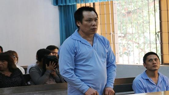 Bị cáo Nguyễn Văn Thu.