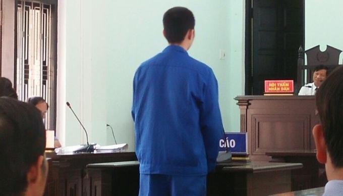Khải bị tòa tuyên phạt mức án 16 năm tù giam về tội giết người