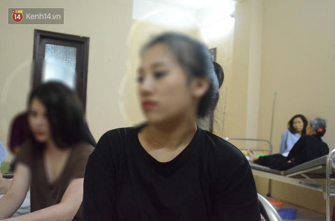 Hai cô gái tham gia vụ rạch mặt khiến thiếu nữ 18 tuổi phải khâu 60 mũi: Mong giải quyết nhẹ nhàng, không can thiệp pháp luật - Ảnh 3.