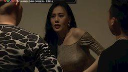 """""""Nàng dâu order"""": """"Hồ ly"""" Phương Oanh bị nghi mang thai giả vì bầu 4 tháng vẫn uống rượu say khướt, mặc váy bó sát khoe eo mỏng dính"""