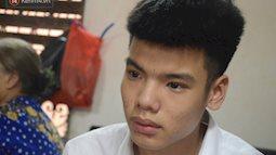Bộ hồ sơ đầy yêu thương của trường Lương Thế Vinh dành tặng con trai nữ công nhân môi trường bị xe điên tông tử vong