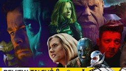 """REVIEW TẠI CHỖ """"ENDGAME"""": Hơn cả những gì khán giả chờ đợi và tưởng tượng!"""