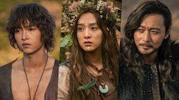 Bom tấn truyền hình của Song Joong Ki xác nhận ngày lên sóng, có đến 3 phần phim dài miên man