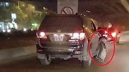 Xe đeo biển xanh 80A gây tai nạn rồi bỏ chạy ở Hà Nội không có trong dữ liệu đăng kiểm