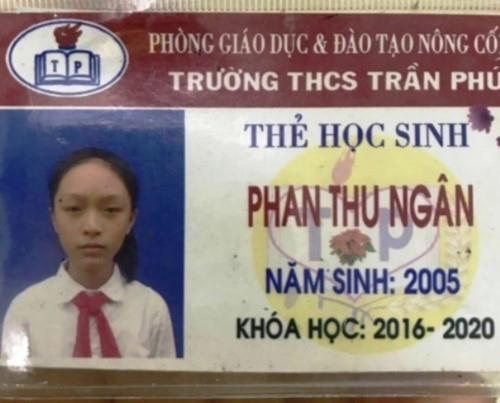 Tình tiết mới vụ nữ sinh Thanh Hoá mất tích bí ẩn - Ảnh 4.