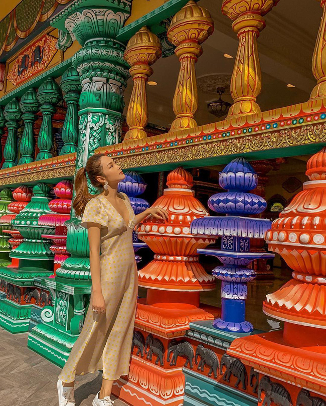 Đã mắt khi ngắm style du lịch của sao Việt nhưng đồng thời, bạn sẽ góp nhặt được 1001 ý tưởng diện đồ tuyệt xinh - Ảnh 5.