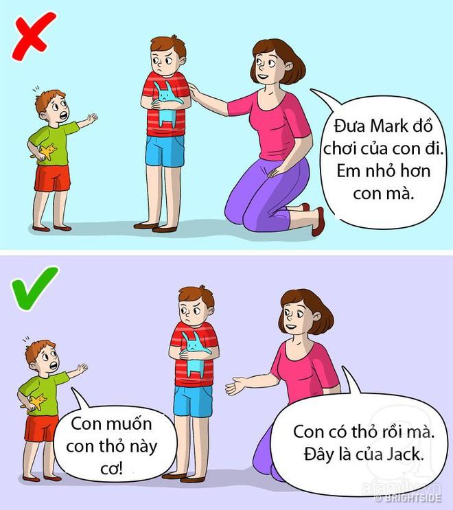 Chuyên gia chỉ ra 8 cách dạy con đã lỗi thời, cha mẹ nên thay đổi ngay - Ảnh 7.