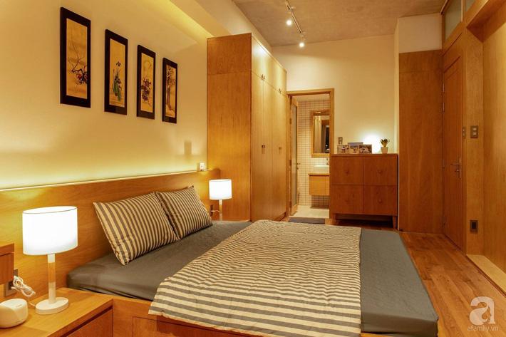 Cuộc sống vừa đủ của gia đình từ bỏ ngôi nhà rộng 200m² để chuyển đến căn hộ 70m² ngập tràn ánh sáng ở Sài Gòn - Ảnh 14.