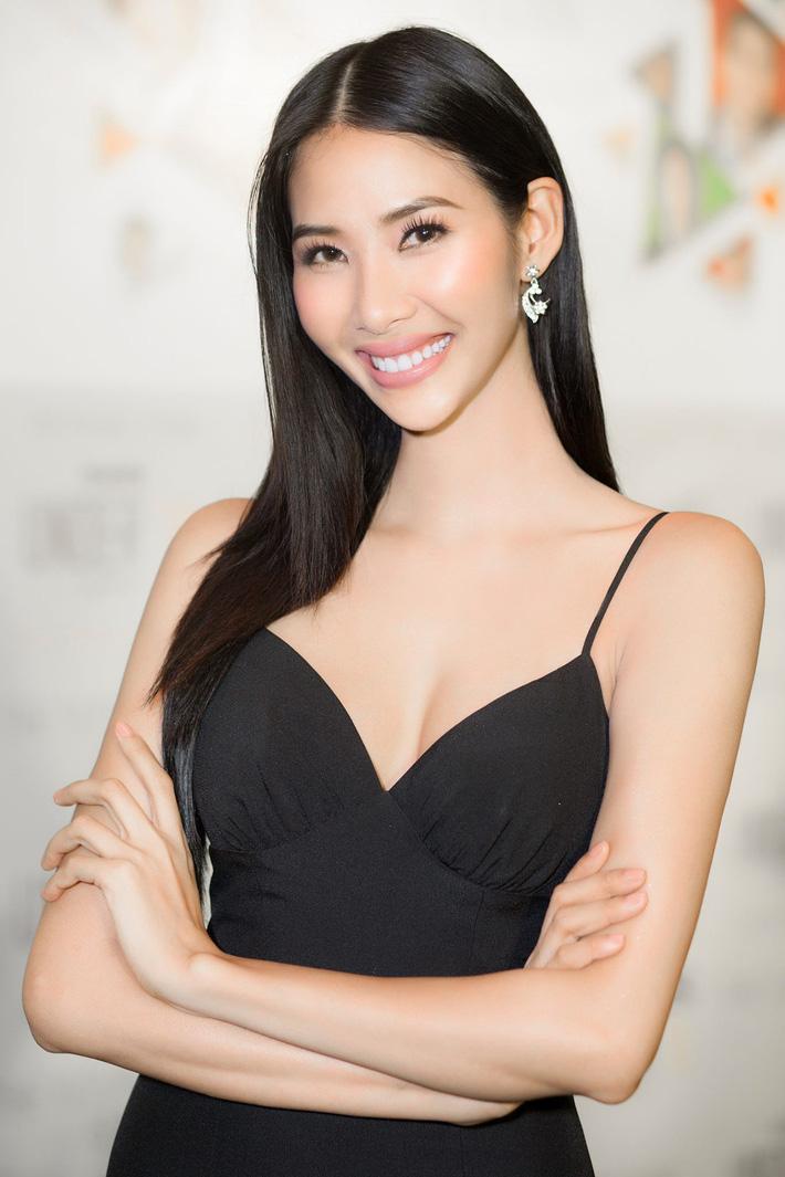 """Hoàng Thùy: Hành trình 8 năm """"vượt xấu"""" từ nhan sắc đến vóc dáng để trở thành ứng viên sáng giá Miss Universe 2019 - Ảnh 7."""