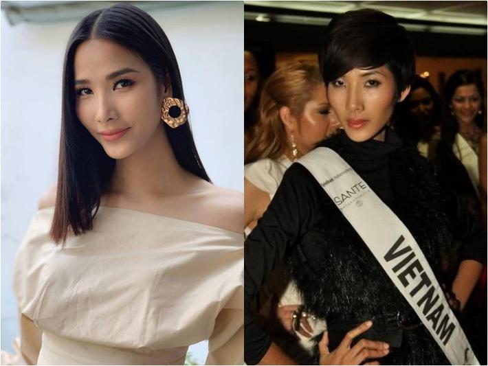 """Hoàng Thùy: Hành trình 8 năm """"vượt xấu"""" từ nhan sắc đến vóc dáng để trở thành ứng viên sáng giá Miss Universe 2019 - Ảnh 4."""
