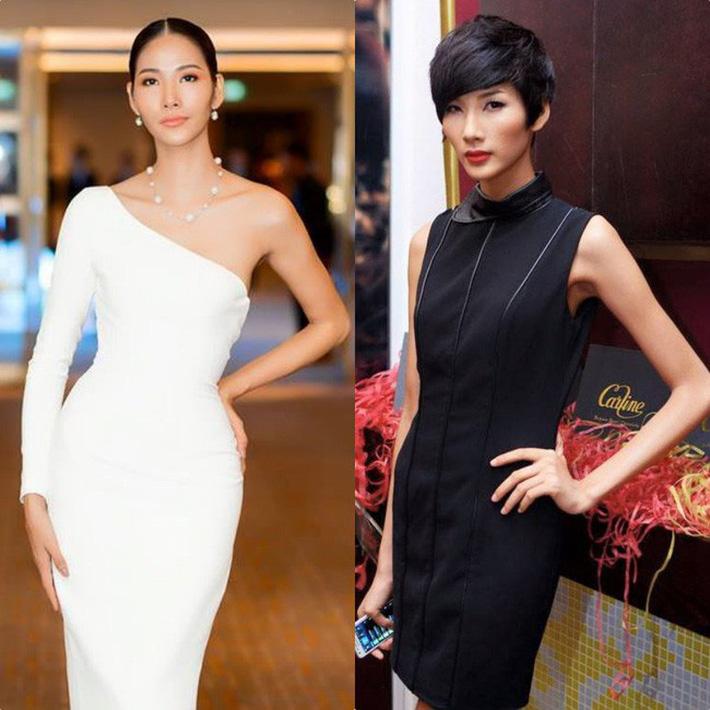 """Hoàng Thùy: Hành trình 8 năm """"vượt xấu"""" từ nhan sắc đến vóc dáng để trở thành ứng viên sáng giá Miss Universe 2019 - Ảnh 3."""