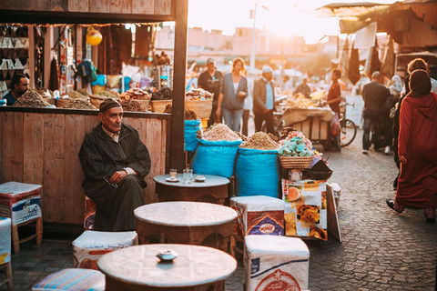 Xu 'nghin le mot dem' Morocco, vung dat cua cac di san the gioi hinh anh 28