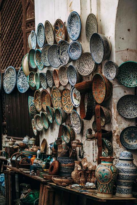 Xu 'nghin le mot dem' Morocco, vung dat cua cac di san the gioi hinh anh 38