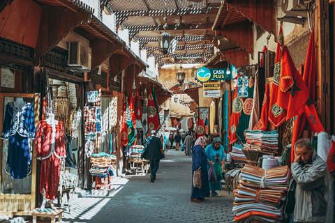 Xu 'nghin le mot dem' Morocco, vung dat cua cac di san the gioi hinh anh 29