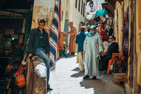 Xu 'nghin le mot dem' Morocco, vung dat cua cac di san the gioi hinh anh 30